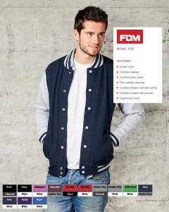 FDM_Unisex Varsity Jacket