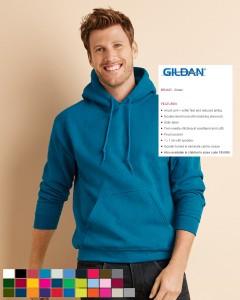 Gildan_Gildan Mens Hoodies