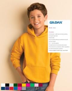 LI_Gildan Children's Hoodie