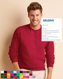 LI_Gildan Mens Sweatshirt